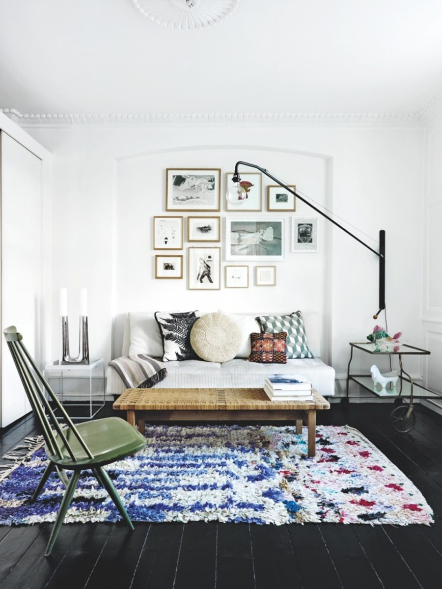 Scandinavian living room 900x1200 25 Scandinavian Interior Designs to Freshen up Your Home