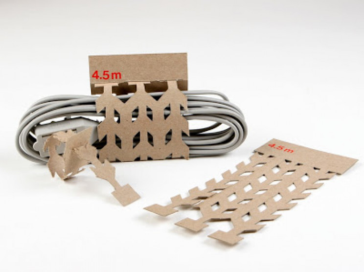 innovative packaging cable tie
