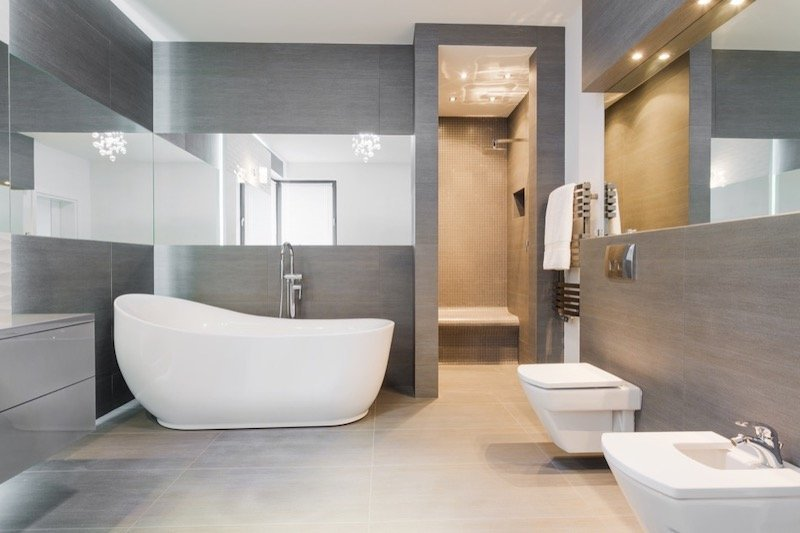 Finishing Your Bathroom Lighting Project